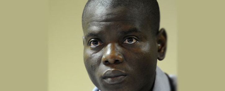 FILE: Ronald Lamola. Picture: AFP.