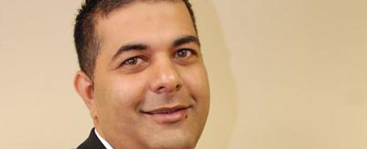 Salim Essa.  Picture: www.infraco.co.za