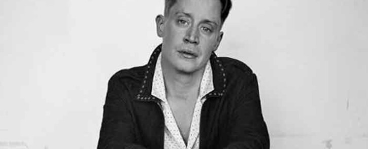 Actor Macaulay Culkin in a photo shoot for 'Esquire' magazine. Picture: Instagram/esquire
