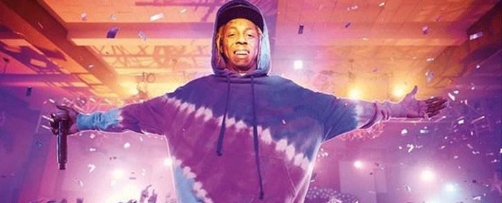 Rapper Lil Wayne. Picture: @liltunechi/Instagram.