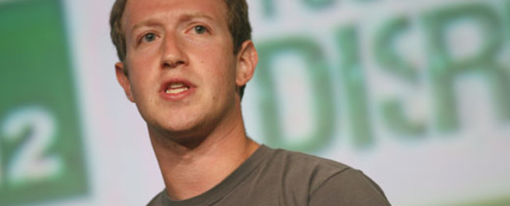 Facebook founder and CEO Mark Zuckerberg. Picture: AFP