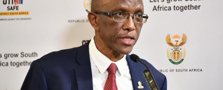 Auditor-General Kimi Makwetu. Picture: @AuditorGen_SA/Twitter
