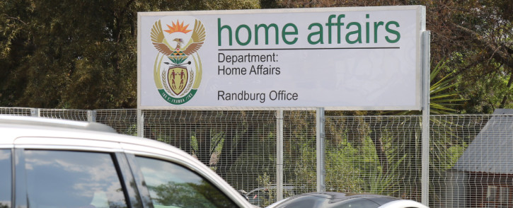 The Home Affairs Department in Johannesburg. Picture: Chrsta Eybers/EWN