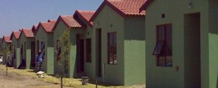 FILE: A housing project in Atlantis. Picture: Eyewitness News