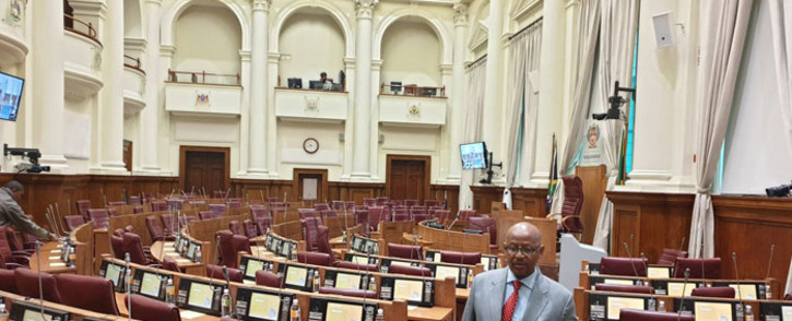 The National Council of Provinces. Picture: @MolotoMothapo/Twitter