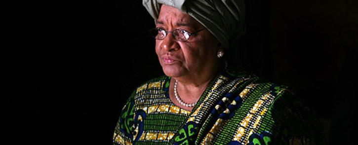 Liberian President Ellen Johnson Sirleaf. Picture: AFP