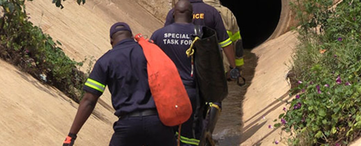 FILE: The two remaining bodies of the Mamelodi boys who went missing on Monday have been recovered. Picture: Vumani Mkhize/EWN.
