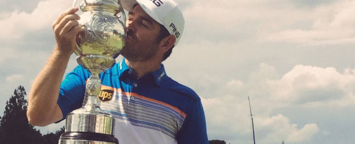 Louis Oosthuizen. Picture: @SAOpen_Golf/Twitter