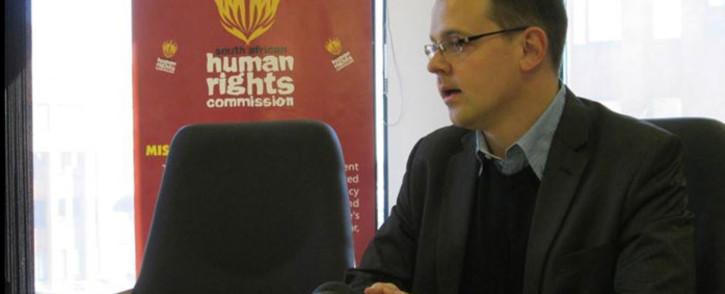 AfriForum CEO Ernst Roets. Picture: AfriForum.