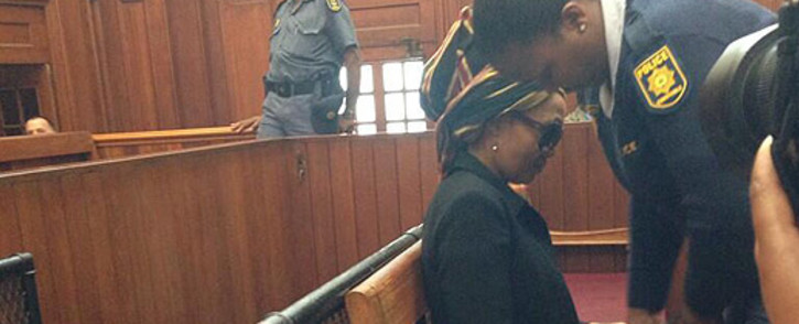 FILE: A health official is not convinced convicted murderer Thandi Maqubela is psychotic. Picture: Rahima Essop/EWN