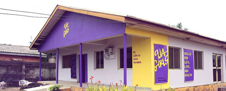 The 9ja Girls Clinic in Alimosho. Picture: 9ja Girls/Facebook