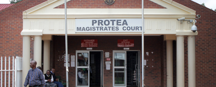 The Justice Department says acting magistrates will remain on standby to ensure magistrates' courts continue to deal with cases. Picture: Supplied