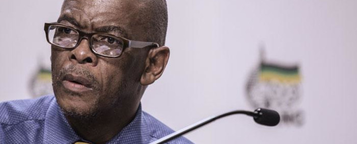 FILE: ANC secretary-general Ace Magashule. Picture: AFP.
