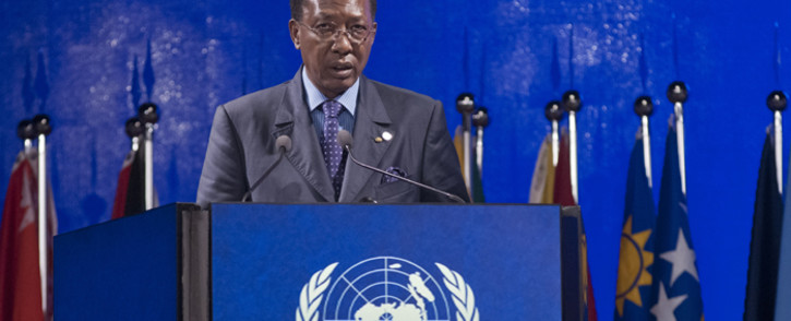 FILE: President of the Republic of Chad Idriss Deby Itno. Picture: United Nations Photo.