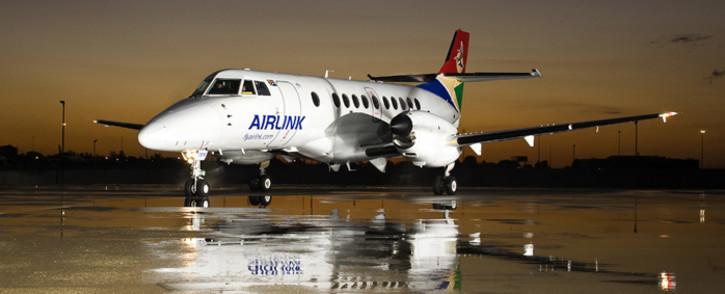 SA Airlink plane. Image: flyairlink.com