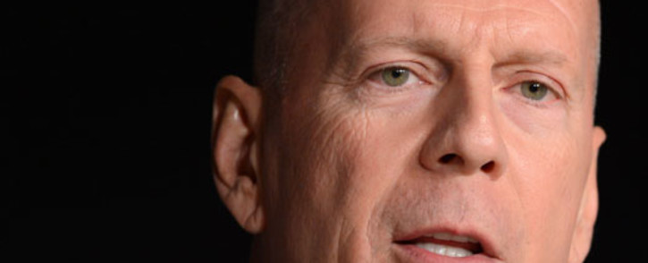 Actor Bruce Willis. Picture: AFP