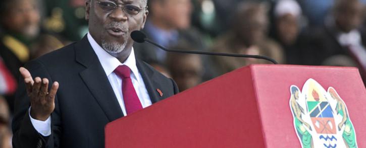 FILE: Tanzania's president John Magufuli. Picture: AFP