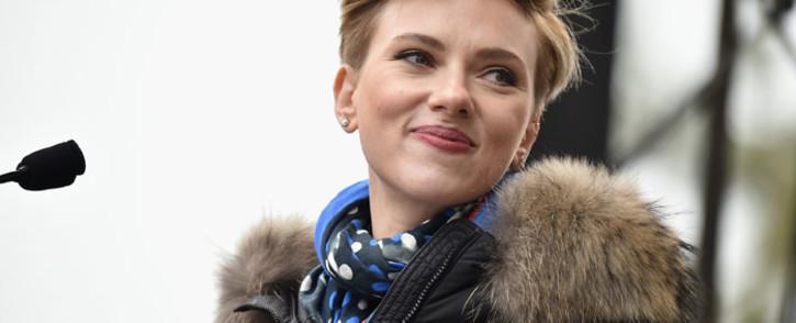 Scarlett Johansson. Picture: AFP.