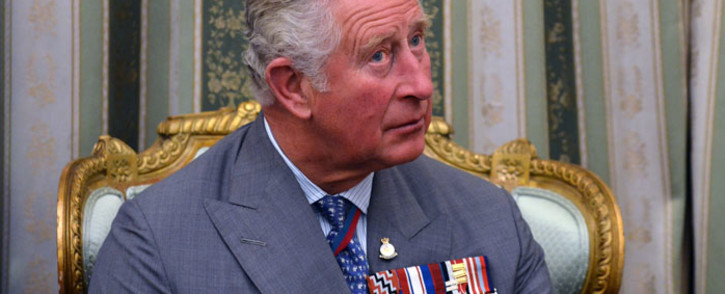 Britain's Prince Charles. Picture: AFP