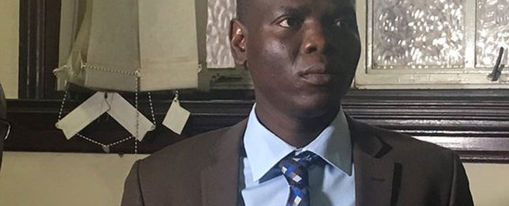 FILE: Justice and Correctional Services Minister Ronald Lamola. Picture: EWN.