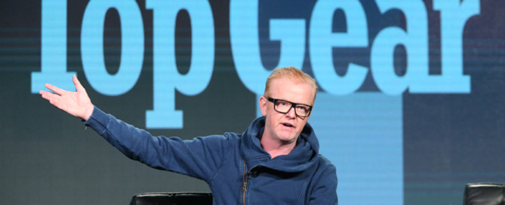 FILE: Chris Evans speaks onstage during the 'Top Gear' panel as part of the BBC America portion of This is Cable 2016 Television Critics Association Winter Tour at Langham Hotel on January 8, 2016 in Pasadena, California. Picture: AFP.