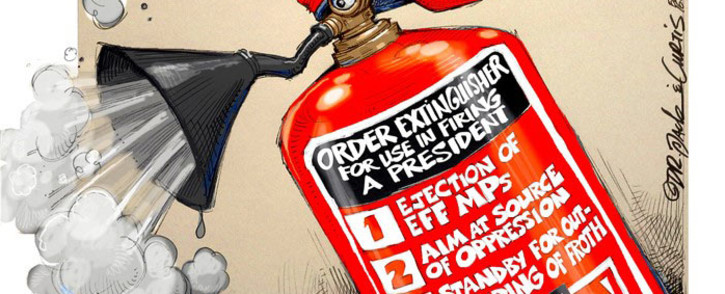 Cartoon: What's got the EFF foaming at the mouth?