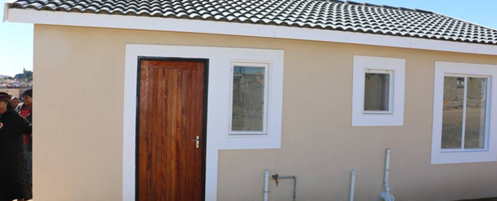 RDP house ready to be handed over to the new owner in Pretoria. Picture: GCIS