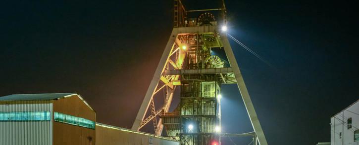 Sibanye Gold's Cooke 1 shaft. Picture: Sibanyegold.co.za.
