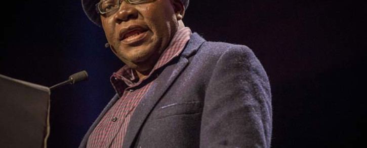Former Zimbabwe Finance Minister Tendai Biti at The Gathering on the ANC's elective conference on 23 November 2017. Picture: Thomas Holder/EWN.