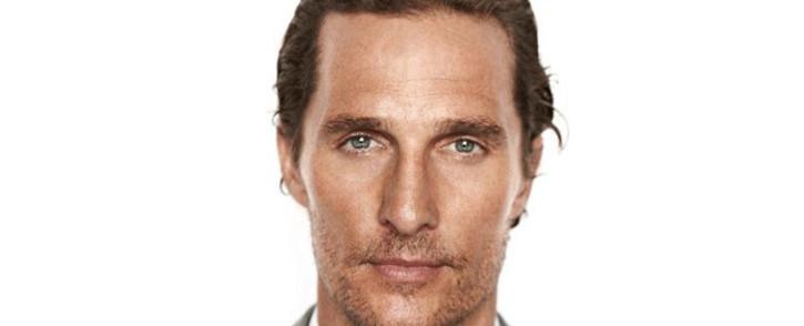 Matthew McConaughey. Picture: @McConaughey/Twitter