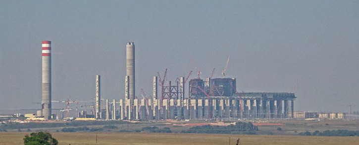 FILE: Eskom's Kusile Power Station. Picture: Facebook.