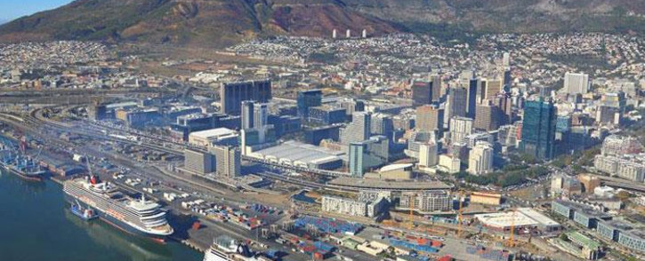 The Mother City. Picture: Grant Duncan-Smith/iWitness.