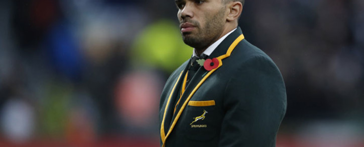 FILE: Former Springbok wing Bryan Habana. Picture: AFP.