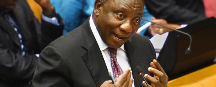Deputy President Cyril Ramaphosa Picture: GCIS.