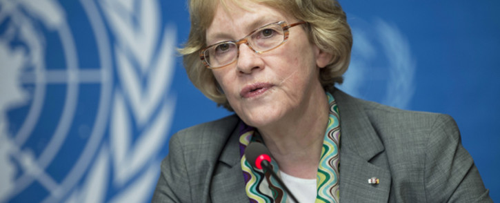 FILE: Karen Abuzayd, a member of the Commission of Inquiry on Syria. Picture: United Nations Photo.