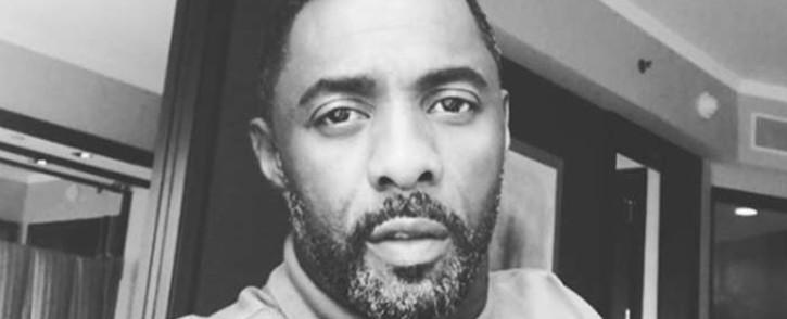 FILE: British star Idris Elba. Picture: @idriselba/Instagram