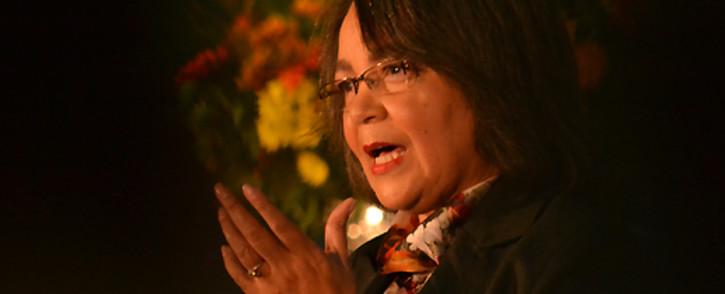 Cape Town Mayor Patricia de Lille. Picture: EWN.