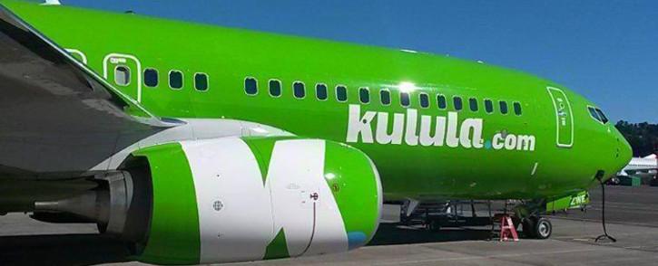 Kulula.com aircraft. Picture: Kulula travel