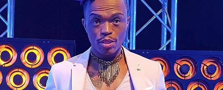 FILE: Media personality Somizi Mhlongo. Picture: @somizi via instagram.com