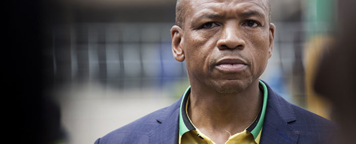 FILE: Former NW Premier Supra Mahumapelo. Picture: Sethembiso Zulu/Eyewitness News