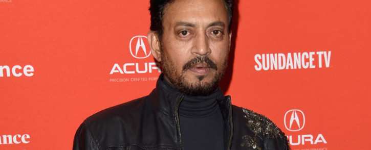 """FILE: Actor Irrfan Khan attends the """"Puzzle"""" Premiere at Eccles Center Theatre during the 2018 Sundance Film Festival on 23 January 2018 in Park City, Utah. Picture: AFP"""