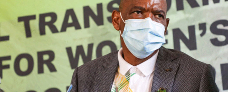 ANC secretary-general Ace Magashule. Picture: Boikhutso Ntsoko/Eyewitness News.
