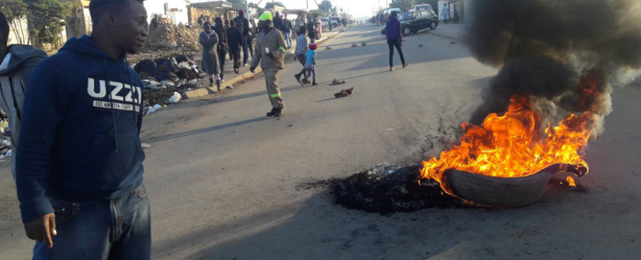 FILE: Residents of Diepsloot say they feel neglected by the government because they have been living in poor conditions for years. Picture: EWN