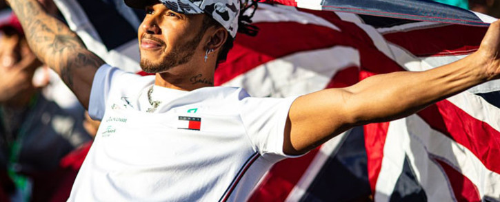 Lewis Hamilton. Picture: @F1/Twitter.