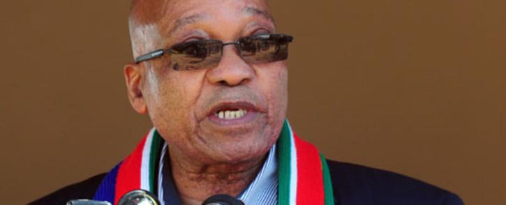 FILE: President Jacob Zuma. Picture: GCIS