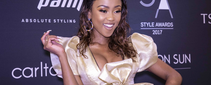Nomuzi Mabena at the SA Style Awards 2018 in Sandton City. Picture: Abigail Javier/EWN