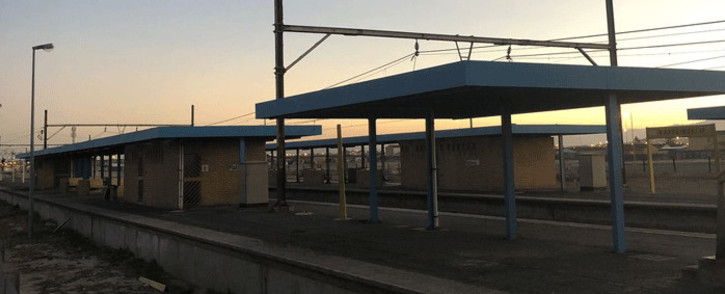 FILE: Kapteinsklip station, on Metrorail's central line in Cape Town. Picture: EWN