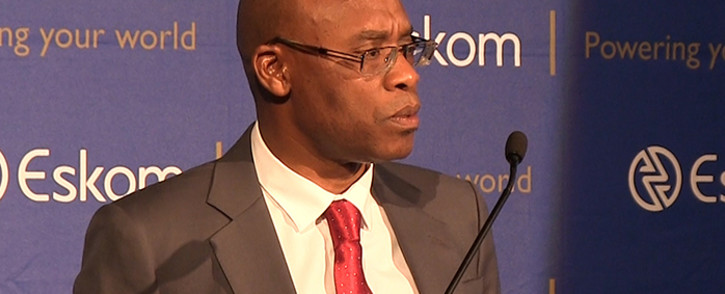 Eskom CEO Tshediso Matona.  Picture: Reinart Toerien/EWN.