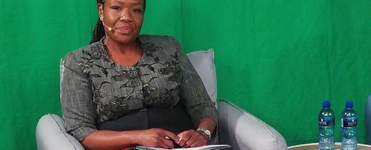 FILE: Auditor General (AG) Tsakani Maluleke. Picture: @AuditorGen_SA/Twitter
