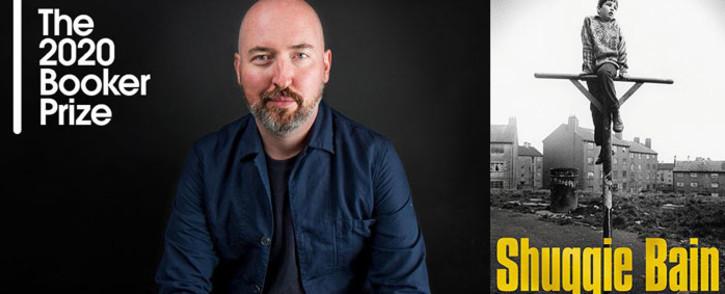 Douglas Stuart won the 2020 Booker Prize for his debut novel 'Shuggie Bain'. Picture: @TheBookerPrizes/Twitter